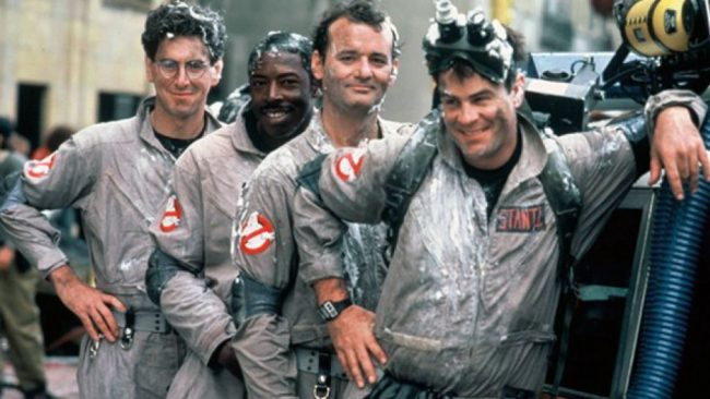 GhostBusters: Afterlife - One more rant about Nostalgified remakes