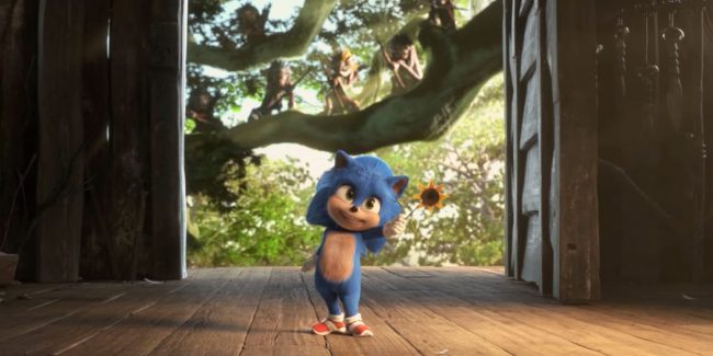 The Sonic The Hedgehog movie is a kid's movie first and a Sonic movie second