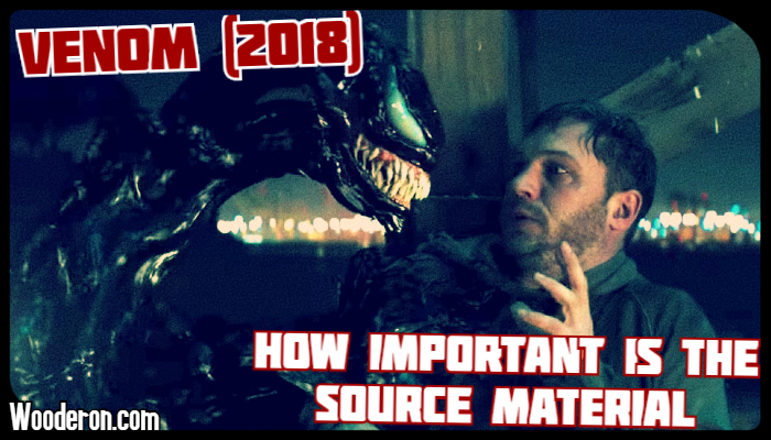 Venom: How Important actually is the source material