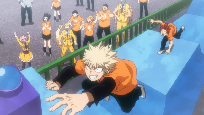 My Hero Academia - Episode 86: Let It Flow! School Festival!