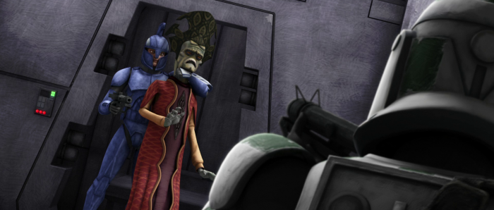 Star Wars: The Clone Wars Revisited - Part 5: A lot of trouble over one little grub