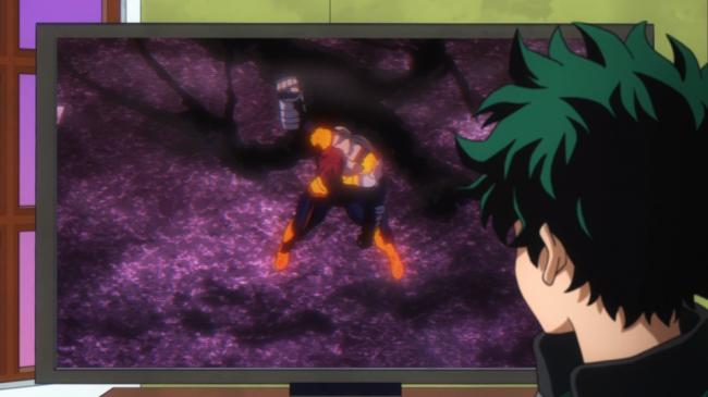 My Hero Academia - Episode 88: His Start - Season 4 Finale