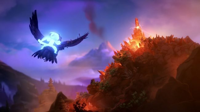 Ori and the Will of the Wisps - Just as sad, but way more forgiving