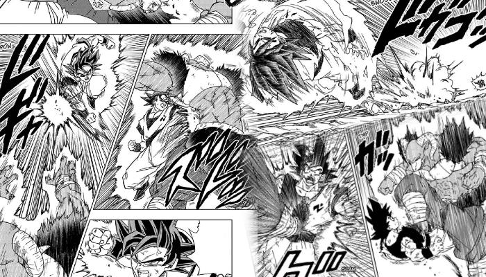 Dragon Ball Super Manga - Chapter 60: Merus's Miscalculation