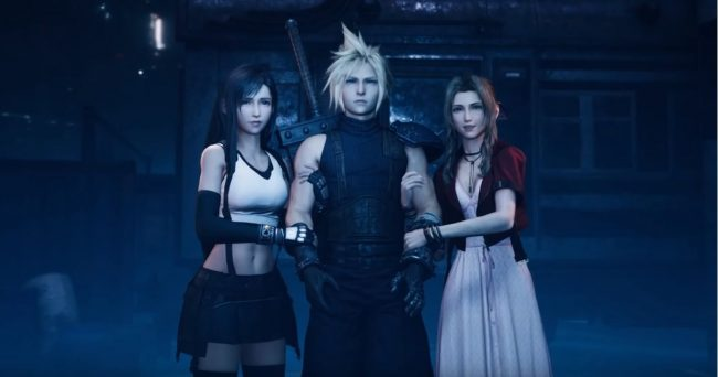 Final Fantasy VII Remake - Excellence in Excess