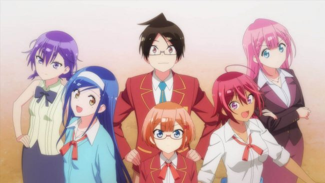 We Never Learn - Harem endings are for cowards