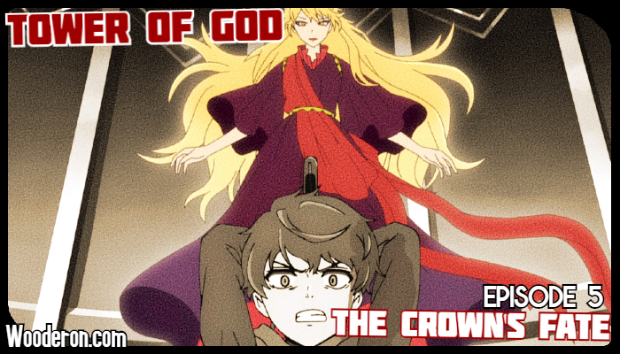 Tower of God – Episode 5: The Crown's Fate