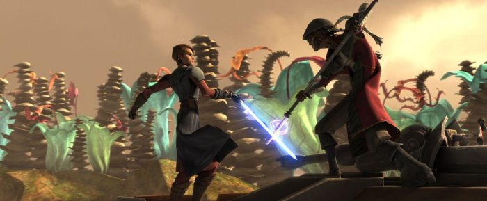 Star Wars: The Clone Wars Revisited - Part 11: Ode to Japanese Cinema