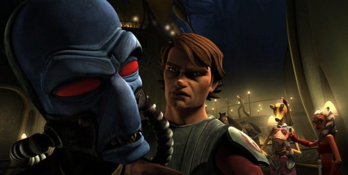 Star Wars: The Clone Wars Revisited - Part 10: Cad Bane's Big Adventure