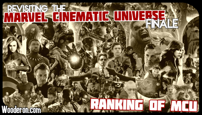 Revisiting the MCU Finale: Ranking of MCU