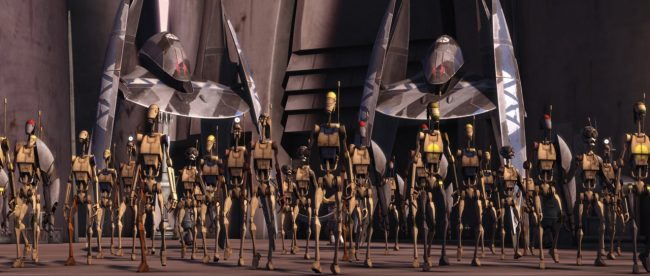 Star Wars: The Clone Wars Revisited - Part 8: That's not how virology works