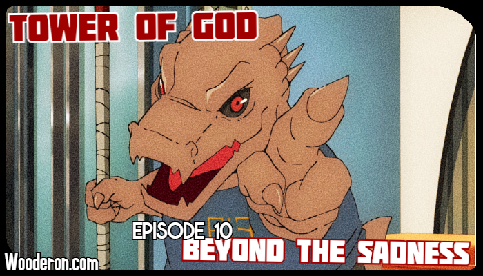 Tower of God – Episode 10: Beyond the Sadness