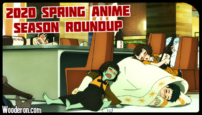 2020 Spring Anime Season Roundup