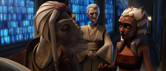 Star Wars :The Clone Wars Revisited - Part 14: Just Deserts & Sticky Fingers