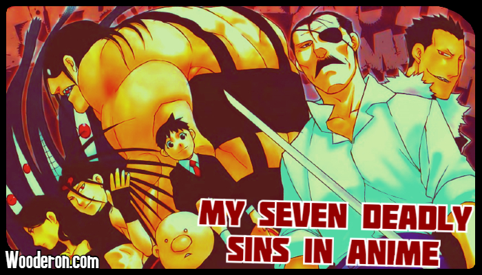 My Seven Deadly Sins inAnime