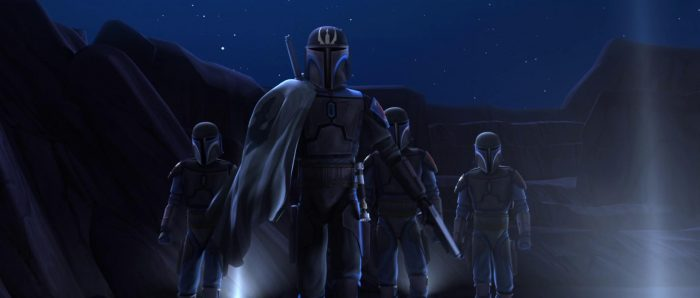 Star Wars: The Clone Wars Revisited - Part 15: Not my Mandalore