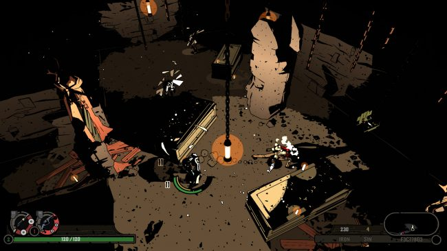 West of Dead - The Undead, Cowboy Roguelike
