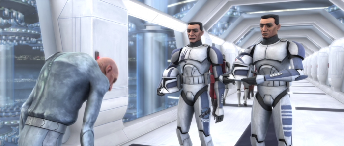 Star Wars: The Clone Wars Revisited - Part 18: The Adventures of Blue George Lucas