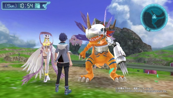 What Pokemon could learn from Digimon World: Next Order
