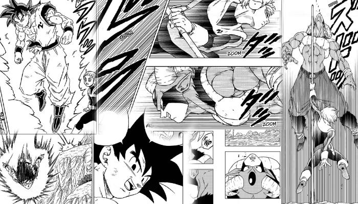 Dragon Ball Super Manga - Chapter 63: Merus's Resolve