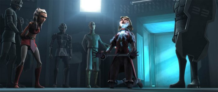 Star Wars: The Clone Wars Revisted -  Part 17: If only corrupt governments were this easy to take down