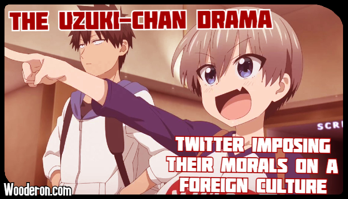 The Uzuki-Chan Drama – Twitter imposing their morals on a foreign culture