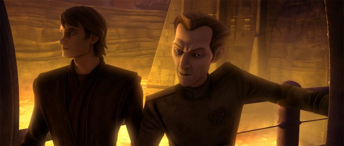 Star Wars: The Clone Wars Revisited - Part 23: This wars for the Tarkin