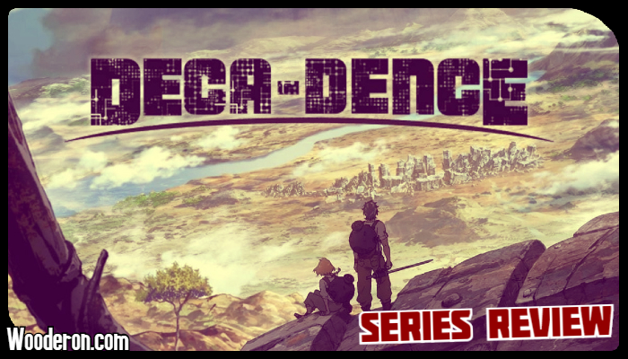 Deca-Dence – Series Review