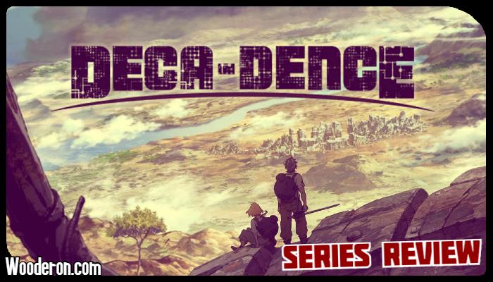Deca-Dence – SeriesReview