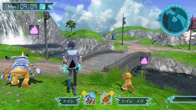 Some more things Pokemon could learn from Digimon World