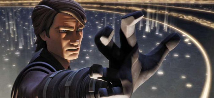 Star Wars: The Clone Was Revisited: Part 22: Time to explain that whole 'Chosen One' thing