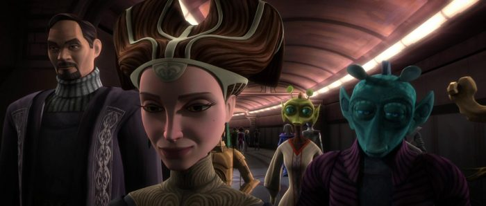 Star Wars: The Clone Wars Revisited - Part 20: Finally, some shades of grey