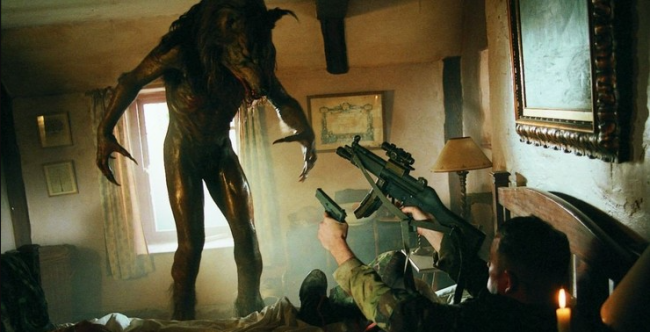 Halloween Movie Review - Dog Soldiers