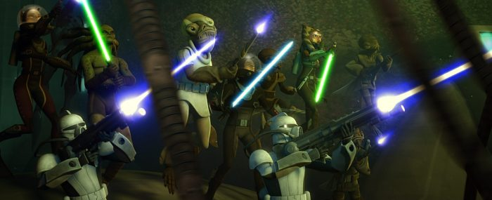 Star Wars: The Clone Wars - Part 25: A Fish Choses, A Squid Obeys