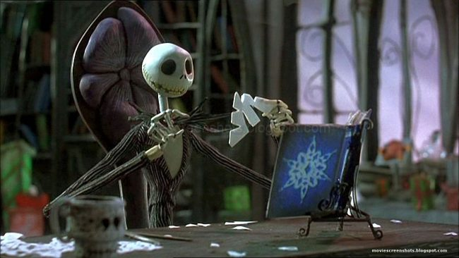 Is The Nightmare before Christmas a Christmas movie or a Halloween movie?