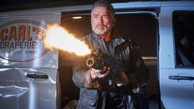 Terminator Reverse Rewatch - Terminator: Dark Fate