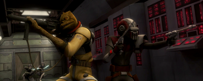 Star Wars: The Clone Wars Revisited - Part 33: Best of Frienemies