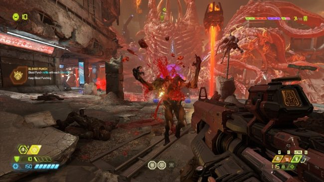 How Doom Eternal misses the point