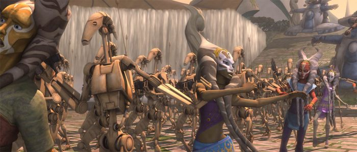 Star Wars: The Clone Wars Revisited - Part 29: Slavery is Bad, duh