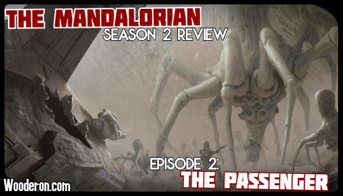 The Mandalorian Season 2 Review – Episode 2: ThePassenger