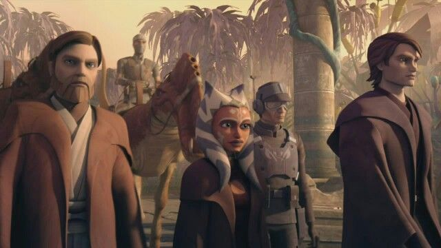 Star Wars: The Clone Wars Revisited - Part 35: Education of the Revolutionary