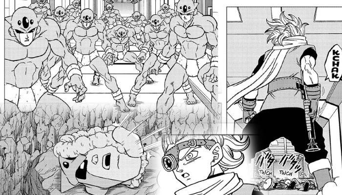 Dragon Ball Super Manga - Chapter 67: Happy Endings... And then...