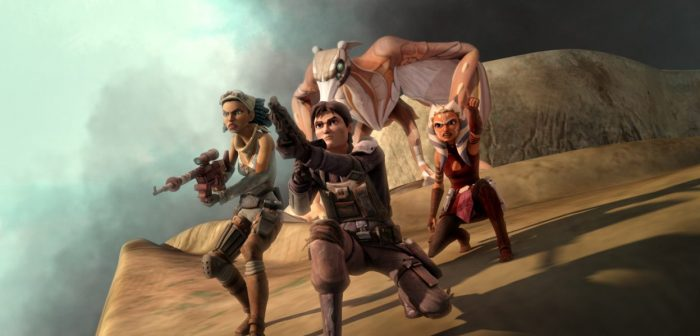 Star Wars: The Clone Wars Revisited - Part 36: Testing Rebel Waters