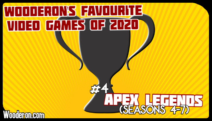 Wooderon's Favourite Video Games of 2020 –#4