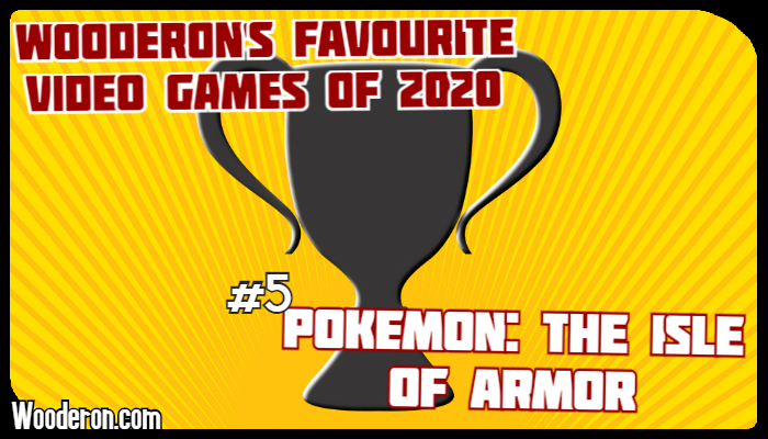 Wooderon's Favourite Video Games of 2020 – #5