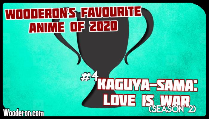 Wooderon's Favourite Anime of 2020 –#4