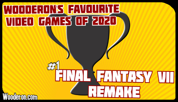 Wooderon's Favourite Video Games of 2020 –#1