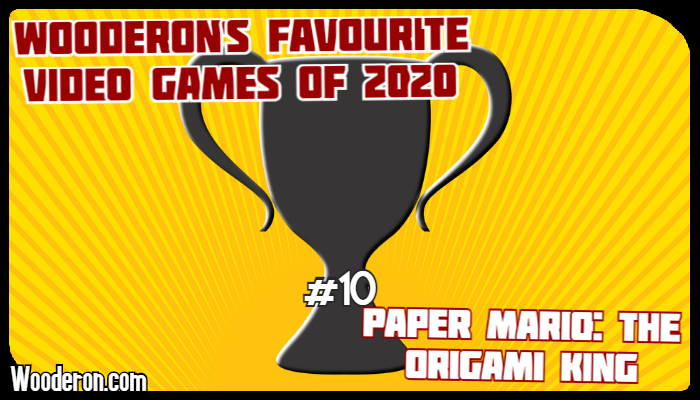 Wooderon's Favourite Video Games of 2020 – #10