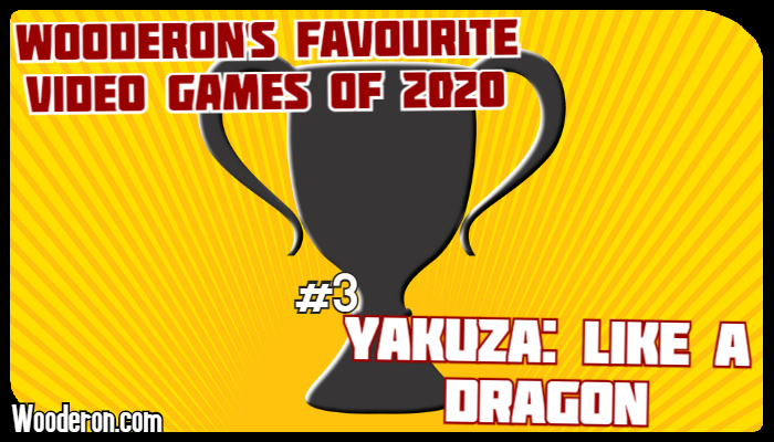 Wooderon's Favourite Video Games of 2020 –#3