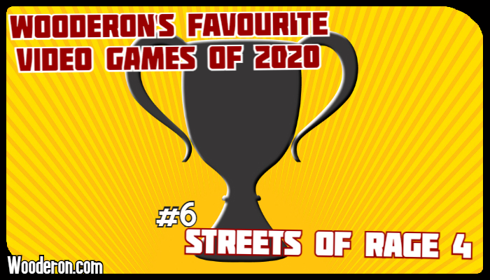 Wooderon's Favourite Video Games of 2020 – #6